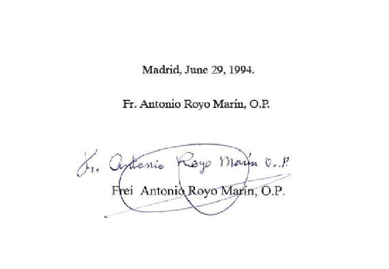 Signature Pe Royo
